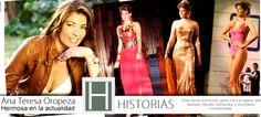 Miss Venezuela 1982 - Ana Teresa Oropeza