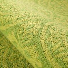 Kids Rugs: Elegant Timeless Green Rug | The Land of Nod
