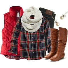 Cute fall attire!