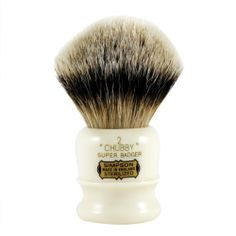 Chubby CH2 Super Badger Shave Brush shave brush by Simpson by Simpson. $250.00. This impressive premium shaving brush is densely filled with super badger hair.The Chubby has been acknowledged as the finest shaving brush available in the world today.