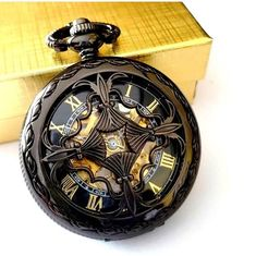 Diy Gifts For Him, Personalised Gifts For Him, Groomsmen Presents, Personalized Pocket Watch, Mechanical Pocket Watch, Steampunk Pocket Watch, Relationship Gifts, Groomsman Gifts, Custom Gifts