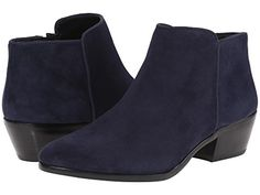 bb904a6915299 Product View Navy Blue Ankle Boots