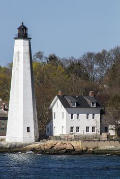 New London Harbor Lighthouse - CT.