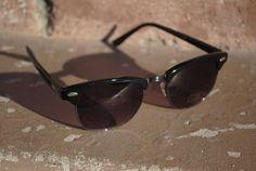 "$8.99 FREE SHIPPING!! Retro Clubmaster Sunglasses -  Black Frame UV400 Protection ""Free Shipping"" #black #cool #classic #police #cop #costume #halloween #modern  #fashion #glasses #faux #sunglasses #sun #protection #eyewear #retro #hipster #accessories #clearlenses #ebay #fun #cute #giftidea #backtoschool #stockingstuffers #girls #boys #men #women #office #car #work #garage #nerdy"