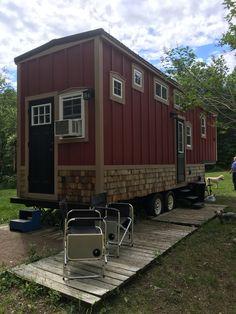 4 Seasons Custom Tiny House