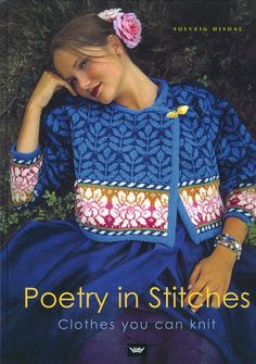 poetry in stitches - patterns for handknitters
