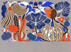 Swedish illustrator Petra Börner  http://www.hugoandmarie.com/artists/petra-borner