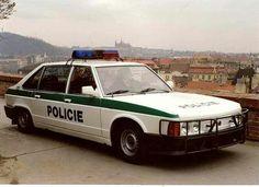 Tatra 613 Policie