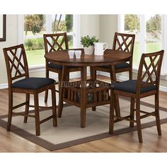 Deacon Counter Height Dining Room Set