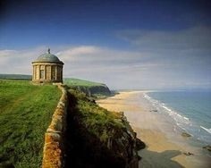 Northern Ireland- Musseden temple, this is so beautiful. One of my fav. places