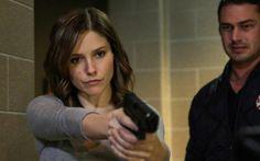 Severide and Lindsay   Chicago Fire saison 2 : Kelly Severide, avec qui le caser ?