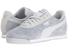 Puma Roma Pastel Sneaker ($87) ❤ liked on Polyvore