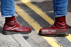 Skinheads Attend Seaside Reunion Weekend   Getty Images
