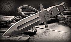 Чертежи ножей с указанием размеров с точностью до десятой миллиметра. Вы можете сами выбрать нож и изготовить его из любого материала.
