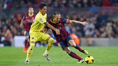 Watch Villarreal vs Barcelona 2014 Free Live Streaming