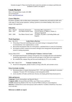 955 Best 1-Resume Examples images in 2019