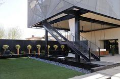 Hochwertig Moderne Stahltreppen Außen   Eine Gute Idee?   Architektur