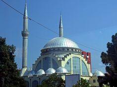 Lead Mosque, Albania
