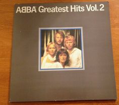 Abba Greatest Hits Volume 2 Vinyl Record LP 1979 Disco SD 16009 Gatefold #ClassicRBDiscoPostDiscoSoul