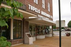 Tuplelo Hardware - where Gladys purchased a guitar for young Elvis