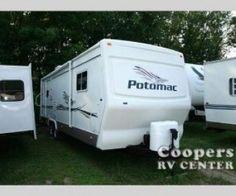 2005 Potomac 29 RLS #Travel_trailer Review