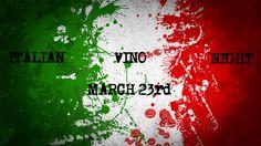 ZIGI'S Wine tasting - Italian Wines - March 23rd 2013.