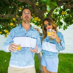 The Denimy of the States (Slimmer Fit) | Chubbies Denim Shirt
