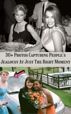 You must have had a few jealous moments in your life from time to time, becoming green with envy around someone who has more than you. #30+ #Photos #Capturing #Jealousy