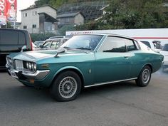 1972 TOYOTA CORONA MARKⅡ