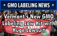 gmo banner crop vermont 263x164 Groups File Lawsuit over Vermont's New GMO Labeling Law