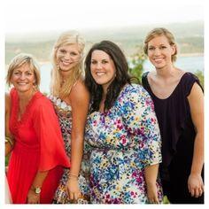 Kim, Khaki, Allie and Cassie....Gorgeous! www.tystyleme.com