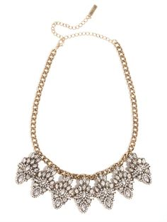 Maharaja Fringe Strand - Necklaces - Shop by Category | BaubleBar