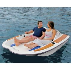 The Electric Motorboat