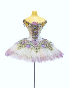 Lilac fairy  ballet costume from Sleeping Beauty