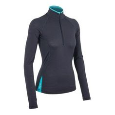 488bce1b523 Details about ICEBREAKER Women's Merino Wool BOLT 150 HALF ZIP - NEW WITH  TAGS