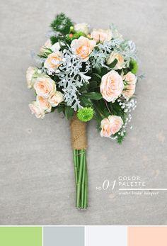 Andrea Brionne Design | color palette