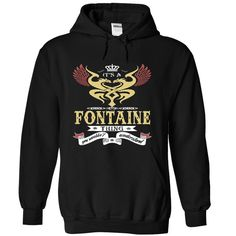 its a FONTAINE Thing You Wouldnt Understand ! - T Shirt, Hoodie, Hoodies…