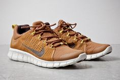 "NIKE FREE POWERLINES+2 ""TWO TONE BROWN"""