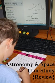 Every Bed of Roses: Astronomy and Space Unit Study by A Journey Through Learning {Review}