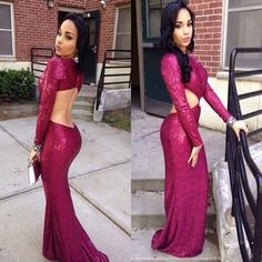 Long+Sleeve+Sequin+Mermaid+Evening+Prom+Dresses,+Sexy+Backless+Purple+Party+Prom+Dress,+Custom+Long+Prom+Dress,+Cheap+Party+Prom+Dress,+Formal+Prom+Dress The+White+prom+dress+are+fully+lined,+4+bones+in+the+bodice,+chest+pad+in+the+bust,+lace+up+back+or+zipper+back+are+all+available,+total+126+c...