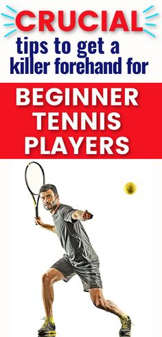 Try these tips and tricks to get a better tennis forehand.  The forehand is one of the most used tennis shots so it is important to have a powerful groundstroke with good accuracy as well.