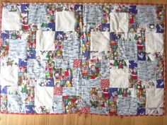 Christmas lap quilt Sewing Projects, Quilts, Blanket, Christmas, Xmas, Quilt Sets, Navidad, Blankets, Noel