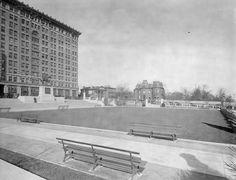 Rodney Square, Wilmington, DE.  November 9, 1925.  1380-000-006 #374.  Delaware Public Archives.  archives.delaware.gov