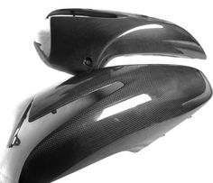 Carbon Fiber Suzuki B King Side Fairing Scoops Intakes 2007 2012