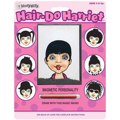 Hair-Do Harriet by PlayMonster - $2.48