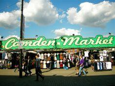 Camden Market, Joel Bond Travels, London Discovery
