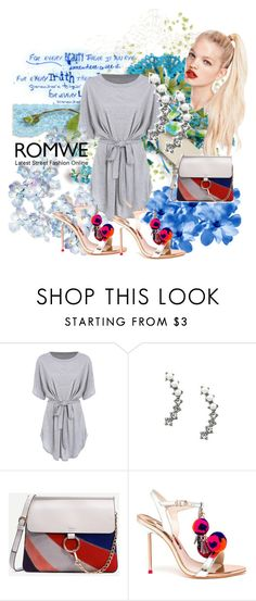"""""""Romwe 2"""" by dinka1-749 ❤ liked on Polyvore featuring Sophia Webster"""