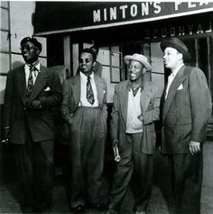 Harlem 1940s   1940′s   The Influential Journey of Jazz