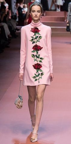 Runway Looks We Love: Dolce & Gabbana - Fall/Winter 2015 from #InStyle