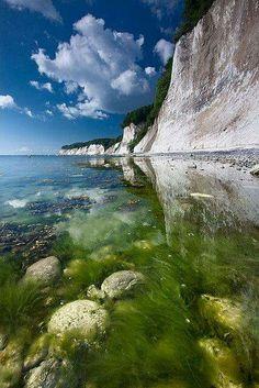 The White Cliffs, Dover, Kent, England